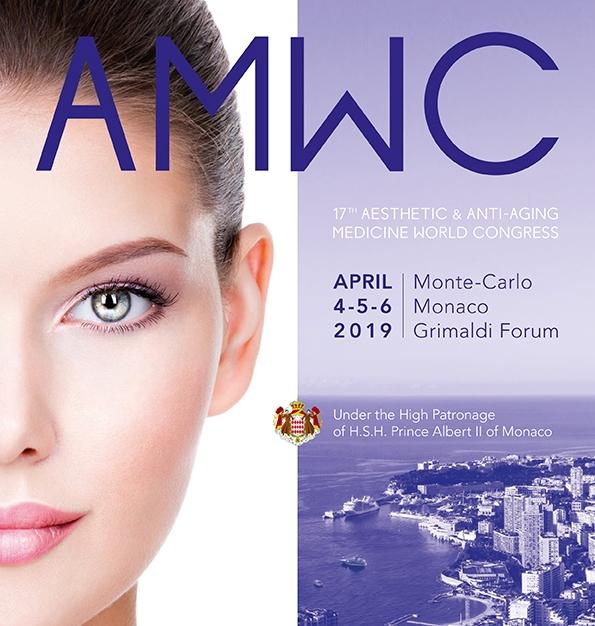 AMWC 2019 – MONACO – April 4-6, 2019