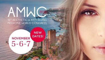 AMWC 2020 - MONACO - 5-7 novembre 2020