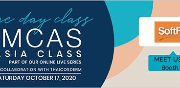 Online Live IMCAS Asia Class – October 17, 2020